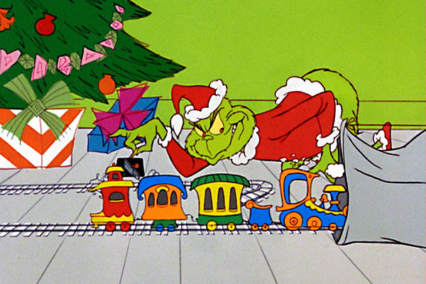 """Why """"How the Grinch Stole Christmas"""" is the Ultimate Christmas ..."""