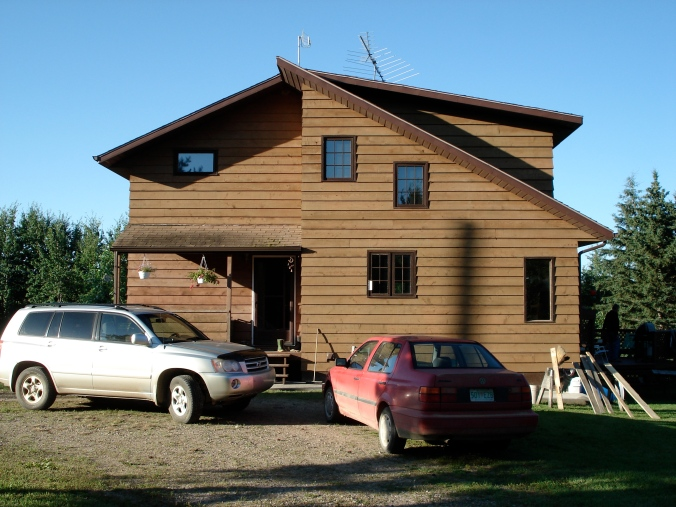 Our House (2011 - neither of those cars exist now)