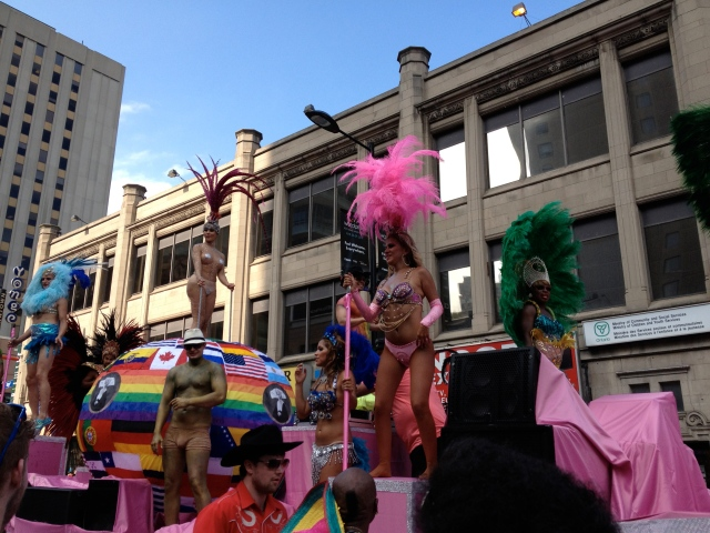 World Pride 2014, Toronto
