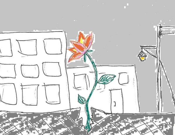 flowerDrawing